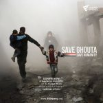 Help the inhabitants of Ghouta City, Syria