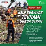 Indonesia's Tsunami Relief in Sunda Strait
