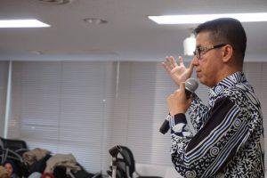 Dokumentasi Seminar Meraih Keajaiban Rezeki
