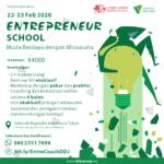 Entrepreneur School 2020