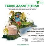 Tebar Zakat Fitrah 2020