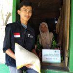 Dompet Dhuafa Jepang Salurkan Zakat Fitrah dengan Beras Petani Lokal